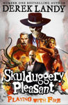 Picture of Skulduggery Pleasant 2 Playing With Fire