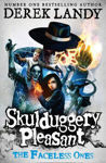 Picture of Skulguggery Pleasant 3 Faceless Ones