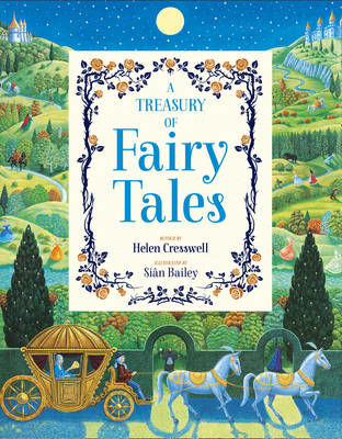 Picture of Treasury of Fairy Tales