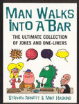 Picture of Man Walks into a Bar: The Ultimate Collection of Jokes and One-liners
