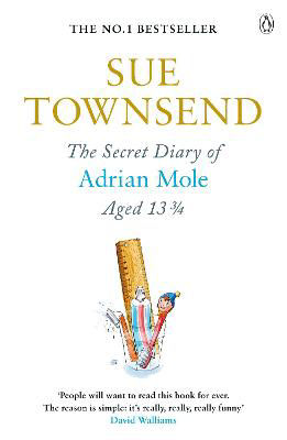 Picture of Secret Diary of Adrian Mole Aged 13 3/4