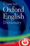 Picture of Concise Oxford English Dictionary: Main edition