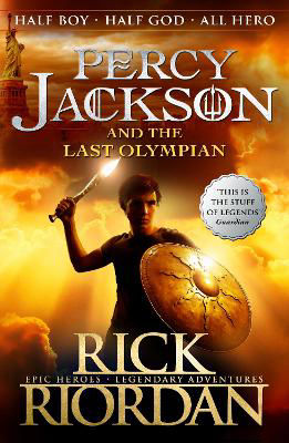 Picture of Percy Jackson and the Last Olympian