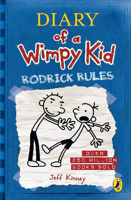Picture of Diary Of A Wimpy Kid 2: Rodrick Rules