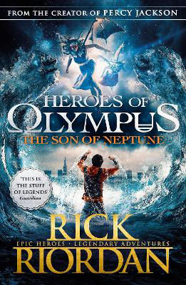 Picture of Heroes of Olympus: The Son of Neptune