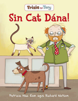 Picture of Trixie Agus Tony: Sin Cat Dana!