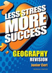 Picture of Less Stress More Success Geography Junior Cert Gill and MacMillan