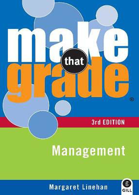 Picture of Management Make The Grade MTG 3rd ED