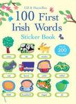 Picture of 100 First Irish Words Sticker Book