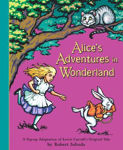 Picture of Alice's Adventures in Wonderland: A Pop-Up Adaptation of Lewis Carroll's Original Tale