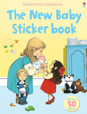 Picture of New Baby Sticker Book