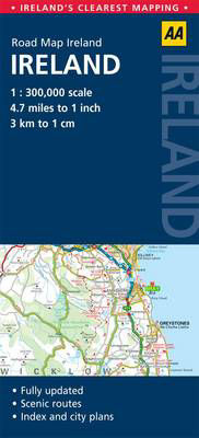Picture of AA Road Map Ireland