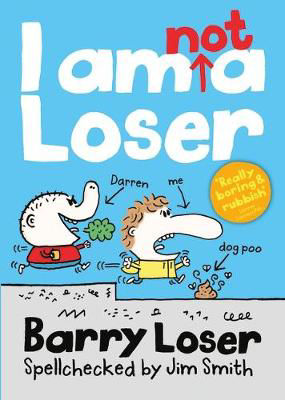 Picture of Barry Loser: I am Not a Loser: Tom Fletcher Book Club 2017 title