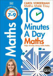 Picture of 10 Minutes a Day Maths Ages 7-9 Key Stage 2