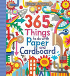 Picture of 365 Things to do with Paper and Cardboard
