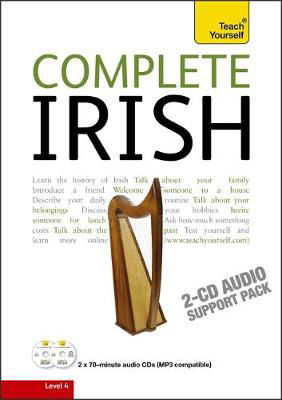 Picture of COMPLETE IRISH BEGINNER TO INTERMEDIATE BOOK AND AUDIO COURSE: LEARN TO READ, WRITE, SPEAK AND UNDERSTAND A NEW LANGUAGE WITH TEACH YOURSELF