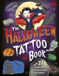 Picture of Halloween Tatto Book