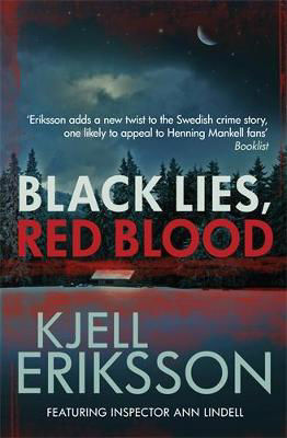 Picture of Black Lies, Red Blood