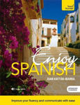 Picture of Enjoy Spanish Intermediate to Upper Intermediate Course: Improve your fluency and communicate with ease