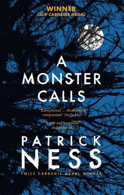 Picture of A Monster Calls - Winner of Carnegie, Kate Greenaway, Galaxy, Red House...