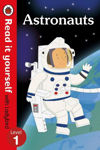 Picture of Astronauts - Read it yourself with Ladybird: Level 1 (non-fiction)
