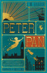 Picture of Peter Pan (Illustrated with Interactive Elements)
