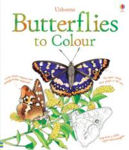 Picture of Butterflies Colouring Book
