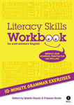 Picture of LITERACY SKILLS WORKBOOK 10 MINUTE GRAMMAR EXERCISES GILL AND MACMILLAN