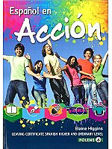 Picture of Espanol En Accion Book and CD Leaving Cert Spanish Higher and Ordinary Level Folens