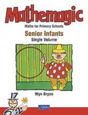 Picture of Mathemagic Senior Infants One single Volume Edition CJ Fallon