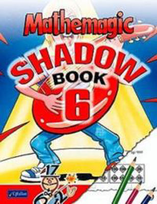 Picture of Mathemagic Shadow Book 6 for 6th Class CJ Fallon