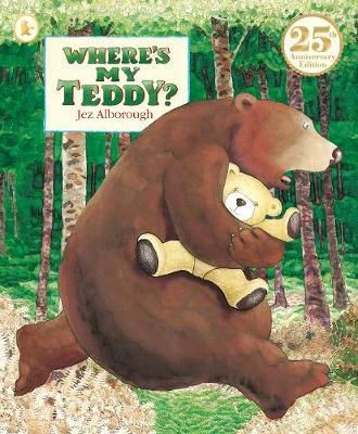 Picture of Where's My Teddy?