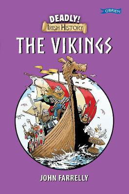 Picture of Deadly Irish History - The Vikings