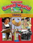 Picture of Small World Third Class History Text Book