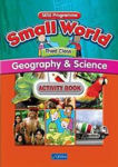 Picture of Small World 3 Third Class Geography and Science Activity Book CJ Fallon