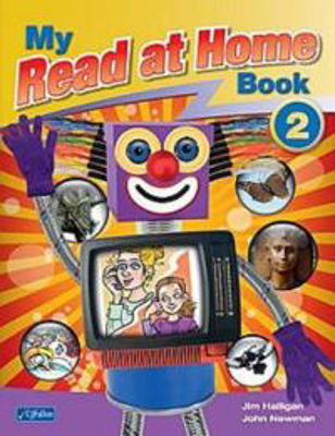 Picture of My Read at Home Book 2 Second Class CJ Fallon (Reprinting 25th July 2020)