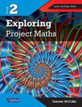 Picture of Exploring Project Maths Book 2 Junior Cert Maths CJ Fallon