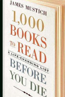 Picture of 1,000 Books to Read Before You Die