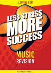 Picture of Less Stress More Success Music Leaving Cert Gill and MacMillan