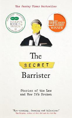 Picture of Secret Barrister