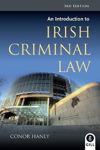 Picture of An Introduction to Irish Criminal Law