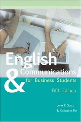 Picture of ENGLISH COMMUNICATIONS FOR BUSINESS