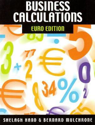 Picture of BUSINESS CALCULATIONS EURO ED