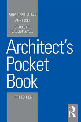 Picture of Architect's Pocket Book
