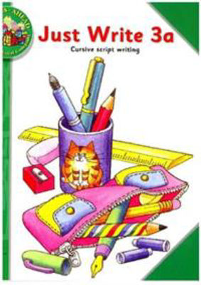 Picture of Just Write 3A Cursive Handwriting Ed Co
