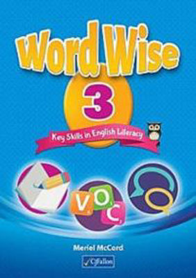 Picture of Word Wise 3 Key Skills in English Literacy Third Class CJ Fallon