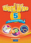 Picture of Word Wise 5 Key Skills in English Literacy Fifth Class CJ Fallon
