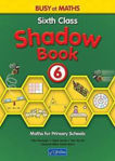 Picture of Busy at Maths 6 Shadow Book CJ Fallon