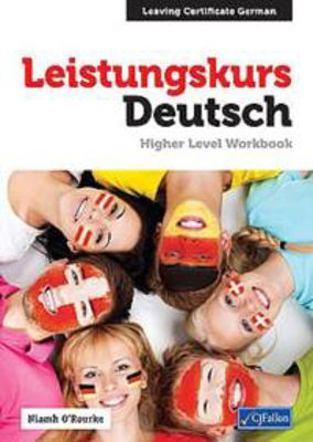 Picture of Leistungskurs Deutsch Leaving Cert Higher Level German Workbook CJ Fallon