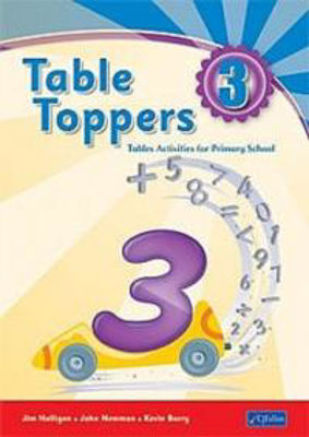 Picture of Table Toppers 3 for Third Class CJ Fallon